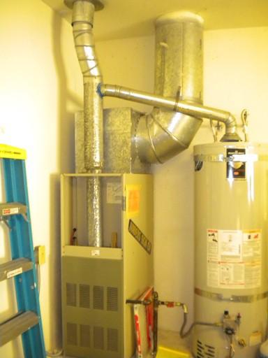 Older RHEEM Gas Furnace