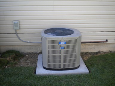 New American Standard heat pump
