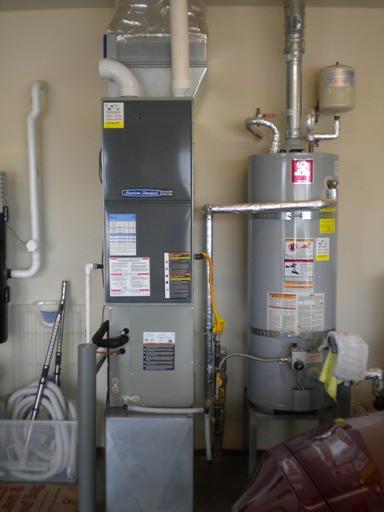 New American Standard Heat Pump Coil