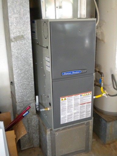 Kenmore To American Standard 95 Alpine Heating And Cooling