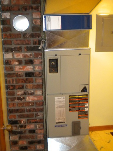 New American Standard Air Handler
