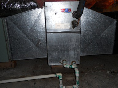 Existing Coleman Coil