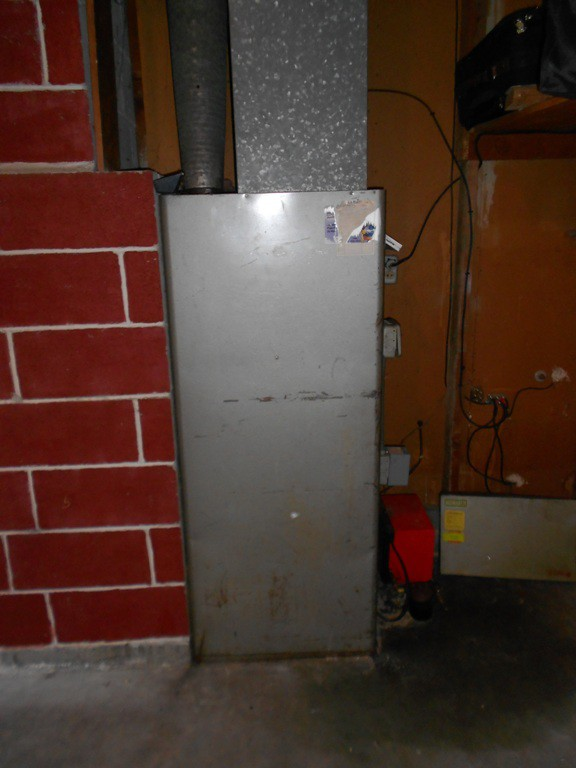Older 80% Oil Furnace
