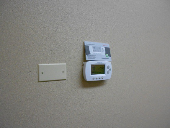 Honeywell wirelss thermostat