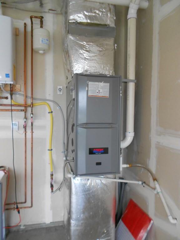 Older HEIL 90% Gas Furnace