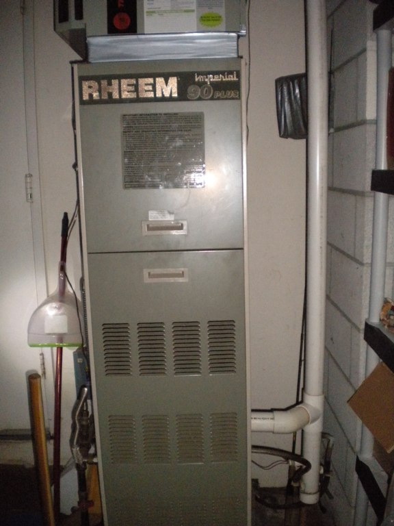 Another Rheem 90 to American Standard