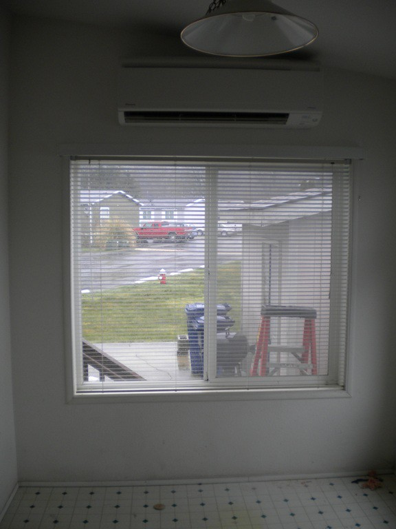 Daikin Mini Split indoor unit