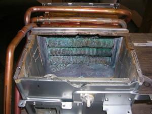 Tankless heat exchanger