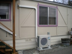 Ductless For Mobile Home