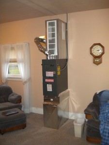 Living Room Furnace