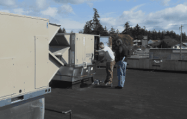 Heating And Air Conditioner Repair