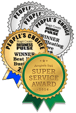 Sedro Woolley Water Heater awards