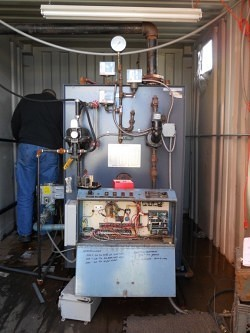 Providing HVAC Service For Skagit County