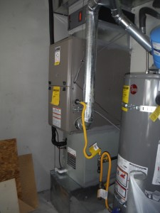 York gas furnace