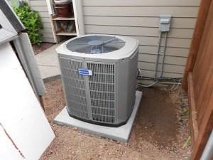 An American Standard Heat Pump